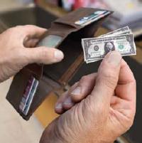 devalued dollar